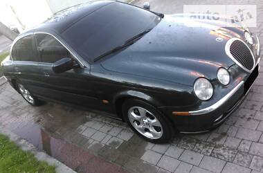 Jaguar S-Type 1999 в Львове