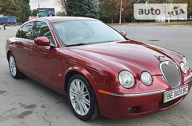 Jaguar S-Type 2007 в Желтых Водах