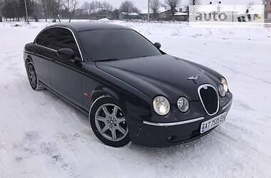 Jaguar S-Type 2004 в Збаражі