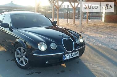 Седан Jaguar S-Type 2004 в Збараже