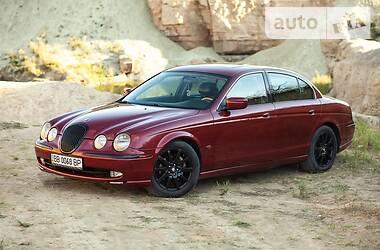 Седан Jaguar S-Type 2002 в Северодонецке