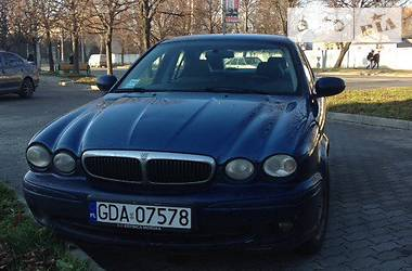 Jaguar X-Type 2004 в Львове