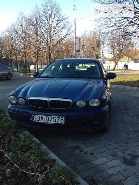 Jaguar X-Type 2004 года в Львове