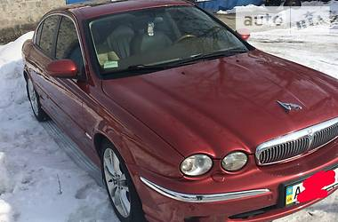 Jaguar X-Type 2006 в Ивано-Франковске