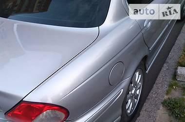 Jaguar X-Type 2002 в Полтаве