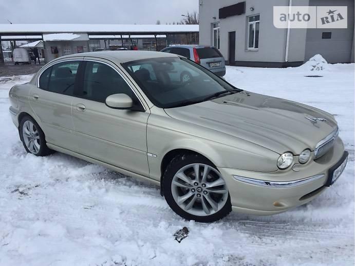Jaguar X-Type 2007 года в Киеве