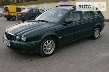 Jaguar X-Type 2005 в Остроге