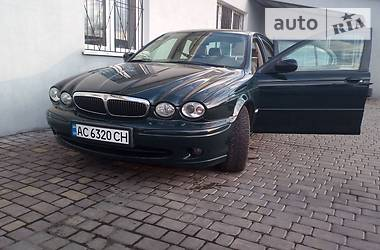 Jaguar X-Type 2004 в Сарнах