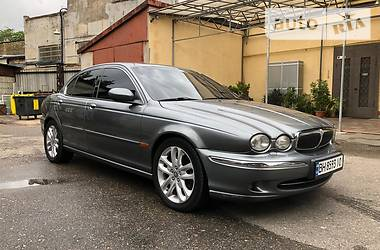 Jaguar X-Type 2002 в Одессе