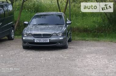 Jaguar X-Type 2005 в Черновцах