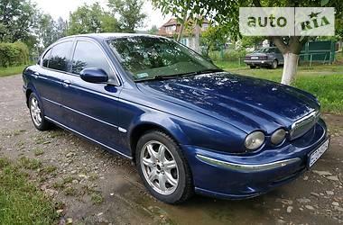 Jaguar X-Type 2003 в Коломые