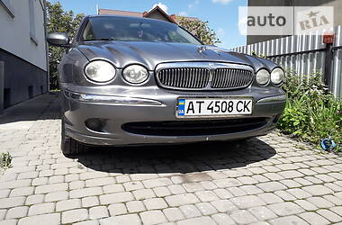 Jaguar X-Type 2005 в Коломые