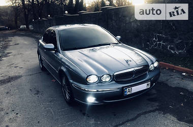 Jaguar X-Type 2007 в Виннице