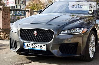 Jaguar XF 2016 в Кропивницком