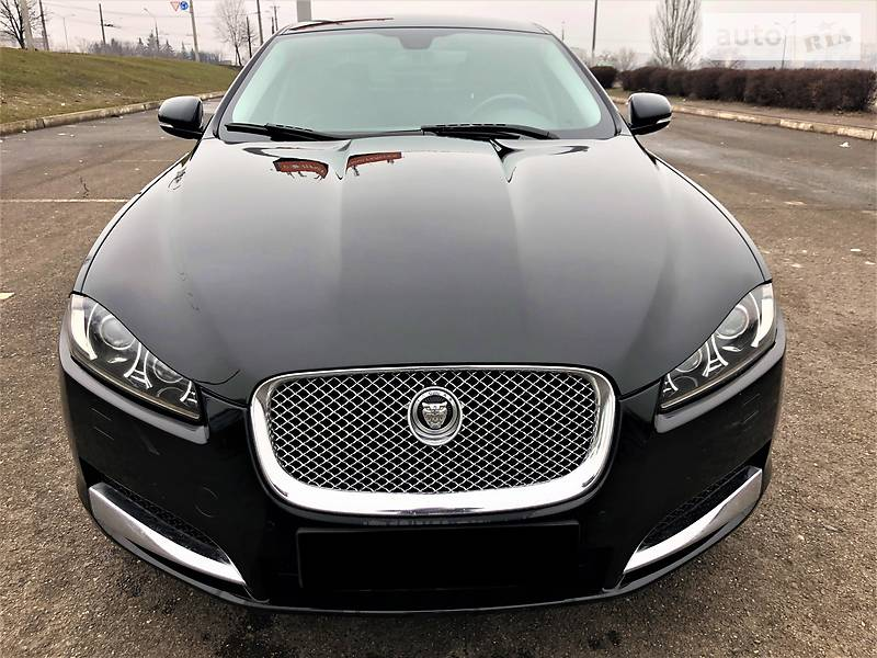 Jaguar XF 2013 года в Днепре (Днепропетровске)