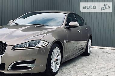 Jaguar XF 2015 в Ивано-Франковске