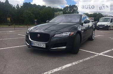 Jaguar XF 2016 в Хмельницком