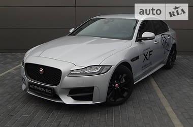 Jaguar XF 2019 в Киеве