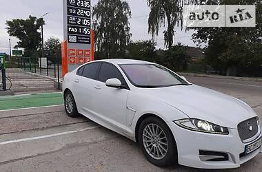 Jaguar XF 2012 в Борисполе
