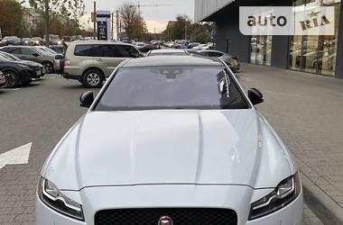 Jaguar XF 2016 в Львове