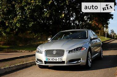 Jaguar XF 2013 в Ровно