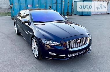 Jaguar XJ 2015 в Киеве