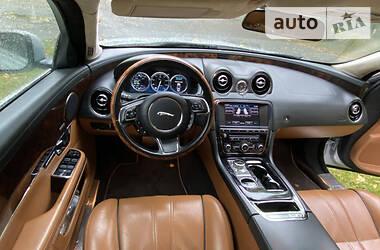 Jaguar XJ 2013 в Киеве