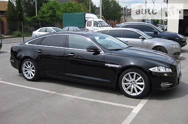 Jaguar XJL 2011 в Киеве