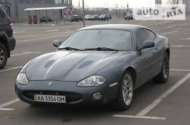 Jaguar XKR 2002 в Киеве