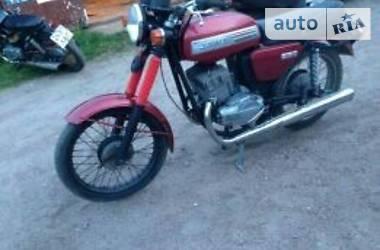 Jawa (Ява)-cz 638 1985 в Турійську