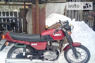 Jawa (ЯВА) 350 1992 в Нежине