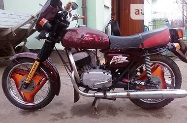 Jawa (ЯВА) 350 1988 в Костополе