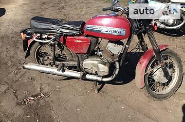 Jawa (ЯВА) 350 1977 в Харькове