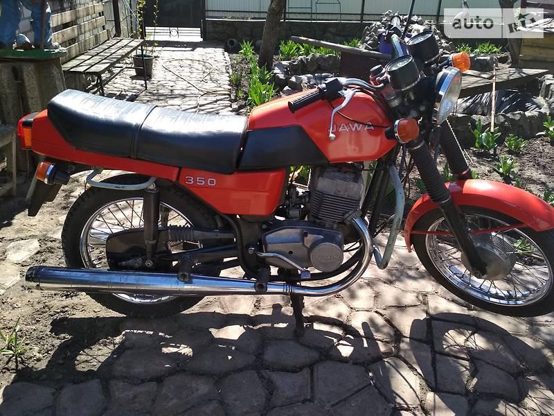 Jawa (ЯВА) 350 1988 в Полтаве