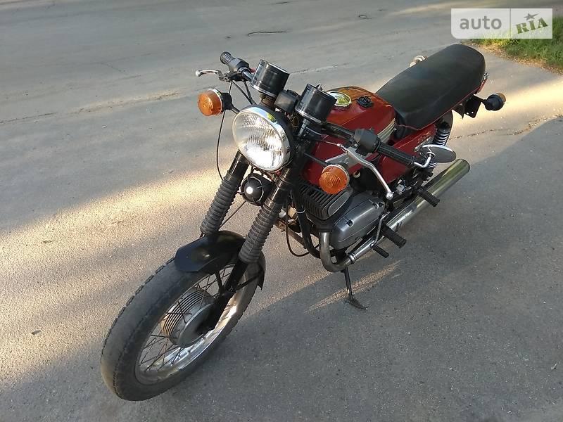 Jawa (ЯВА) 350 1983 в Кегичевке