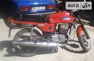Jawa (ЯВА) 350 1988 в Вознесенске