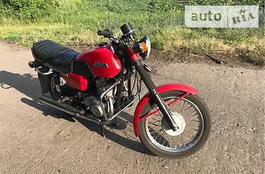 Jawa (ЯВА) 350 1998 в Краснокутске