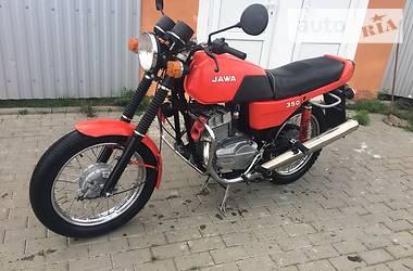 Jawa (ЯВА) 350 1986 в Черновцах