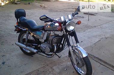 Jawa (ЯВА) 350 1986 в Николаеве