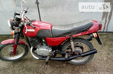 Jawa (ЯВА) 350 1986 в Новотроицком