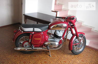 Jawa (ЯВА) 350 1971 в Хмельницькому