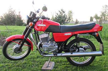 Jawa (ЯВА) 350 1987 в Стрию