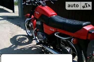 Jawa (ЯВА) 350 1982 в Первомайске