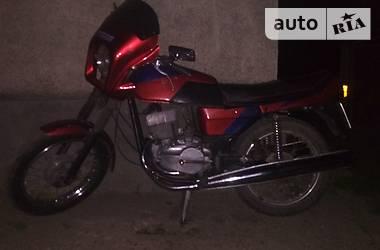 Jawa (ЯВА) 350 1985 в Гусятине