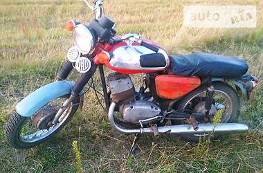 Jawa (ЯВА) 350 1980 в Сарнах