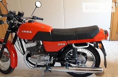 Jawa (ЯВА) 350 1989 в Васильевке