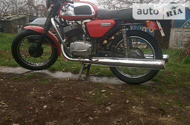 Jawa (ЯВА) 350 1976 в Кременчуге