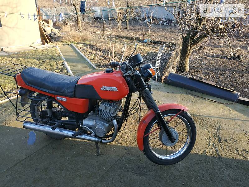 Jawa (ЯВА) 350 1984 в Виннице