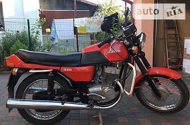 Jawa (ЯВА) 350 1990 в Рівному