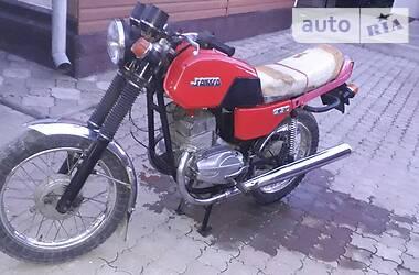 Jawa (ЯВА) 350 1989 в Коломые